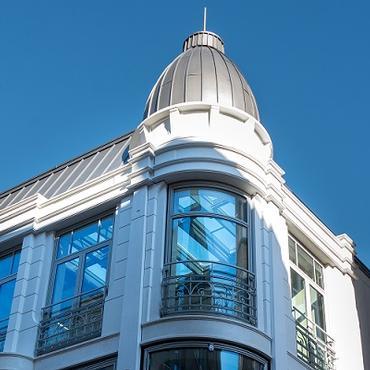 Monumental façade – Kalverstraat Amsterdam