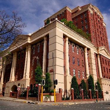 Façade – Hotel Johannesburg