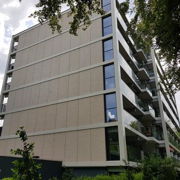 PANELS – APARTMENT BUILDING NIJMEGEN